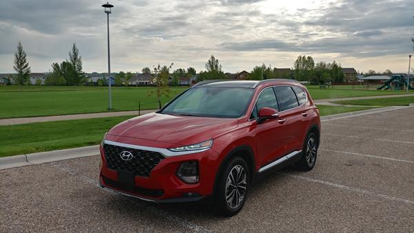 Image for 2019 Hyundai Santa Fe
