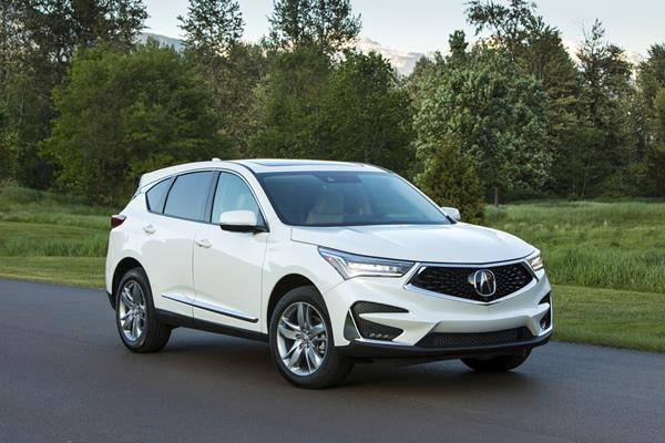 Image for 2020 Acura RDX