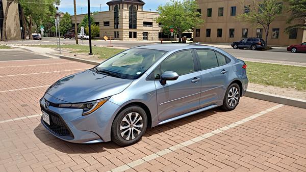 Image for 2020 Toyota Corolla