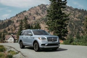 Image for Most Reliable Luxury SUVs