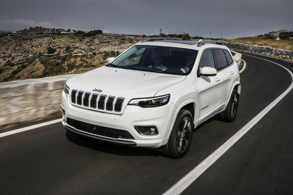 Image for 2020 Jeep Cherokee