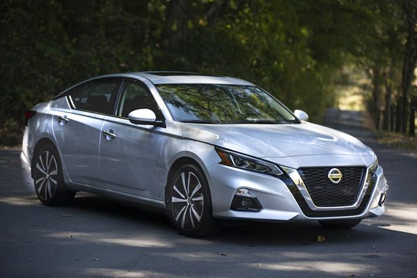 Image for 2020 Nissan Altima
