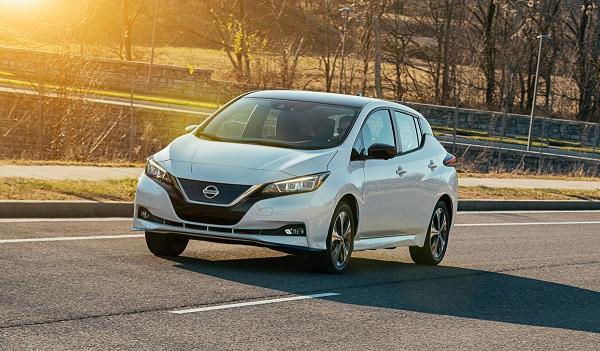 Image for 2020 Nissan Leaf
