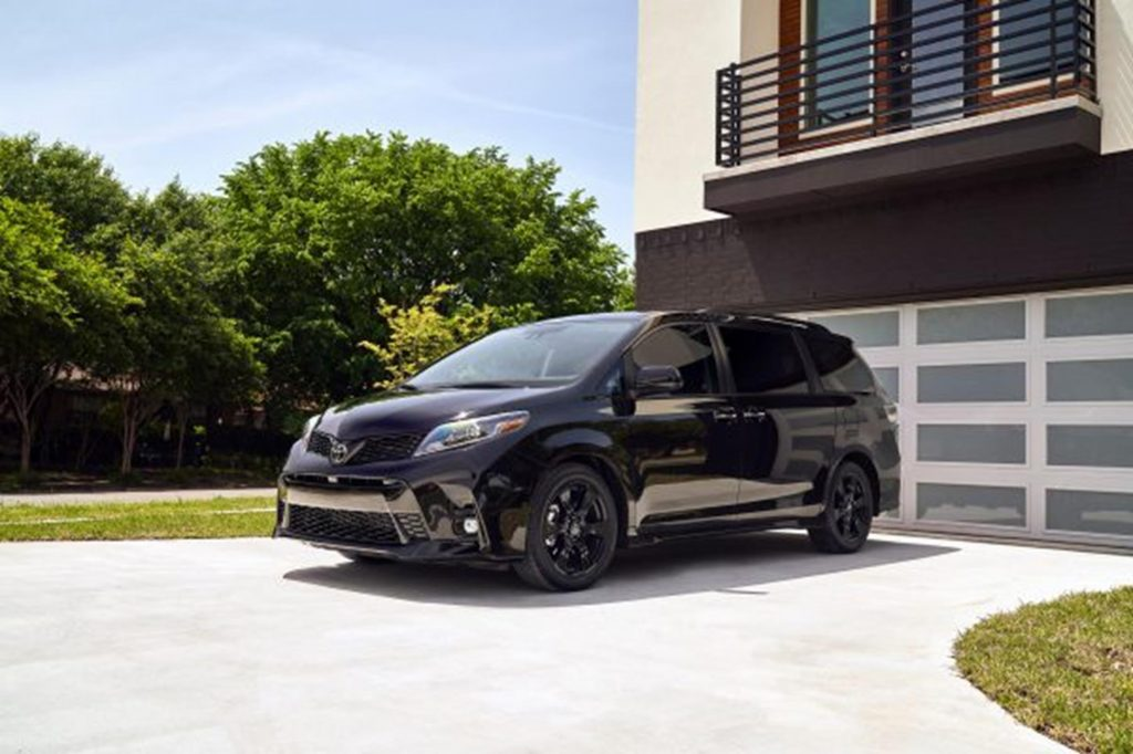 Image for 2020 Toyota Sienna