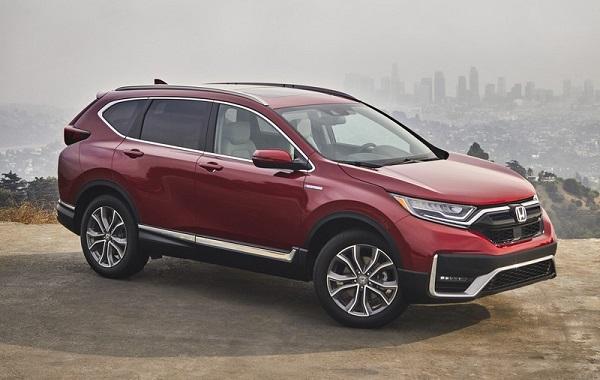 Image for 2020 Honda CR-V