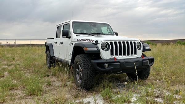 Image for 2020 Jeep Gladiator