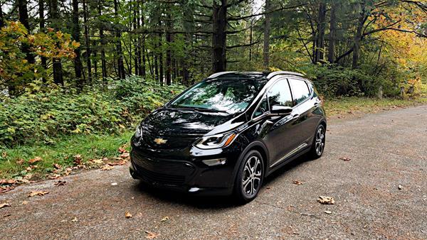 Image for 2020 Chevrolet Bolt EV
