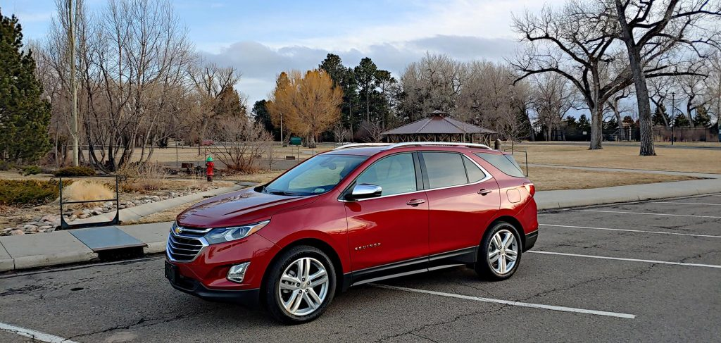 Image for 2020 Chevrolet Equinox