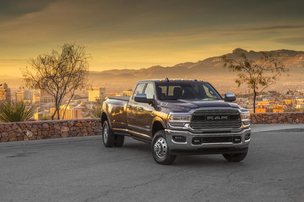 Image for 2020 Ram 3500
